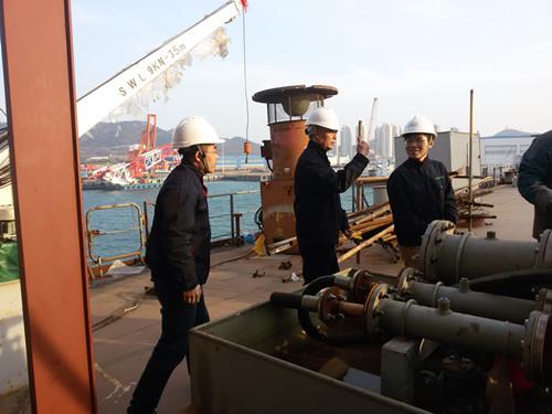 船舶管道护理技术应用