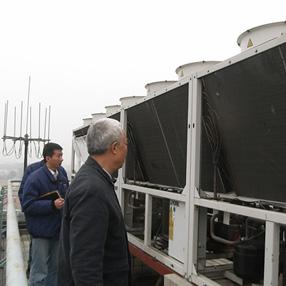 中央空调水系统节能护理解决方案
